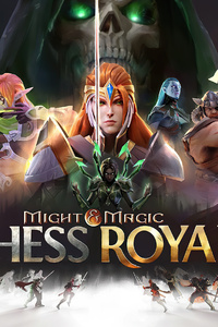 480x854 Might And Magic Chess Royale