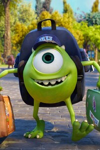 Mike In Monsters University