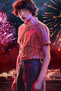 540x960 Mike In Stranger Things Season 3 2019 5k