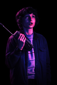 1080x1920 Mike Stranger Things Season 2