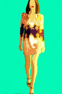 Mila Kunis In The Spy Who Dumped Me Movie Art