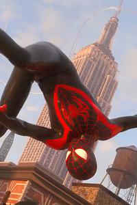 Miles Morales And Spiderman 4k