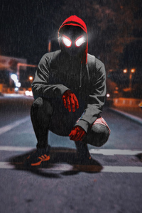 1440x2560 Miles Morales Cosplay New