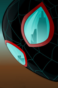 Miles Morales Latest Art