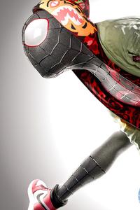 Miles Morales Spider Man 2 4k