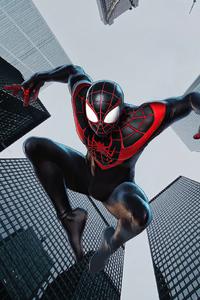 Miles Morales Spider Man 4k 2020