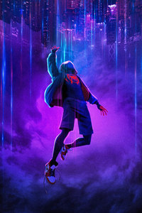 Miles Morales Spider New