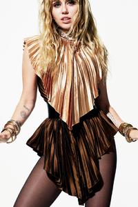 240x400 Miley Cyrus 4k 2020