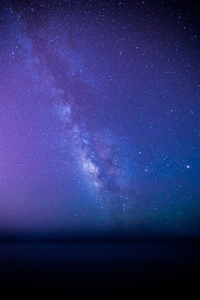 Milky Way Sky 4k