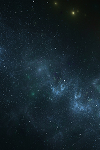 Milky Way Stars 4k