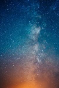 1080x2160 Milkyway Odissey 4k 5k