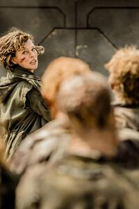 Milla Jovovich Resident Evil The Final Chapter