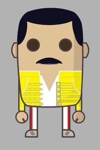 640x960 MiMe Freddie Mercury