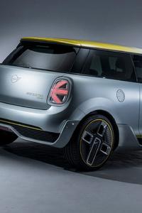 Mini Cooper Electric Concept 2017 Rear