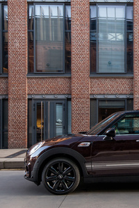 MINI Cooper S Clubman Sideview