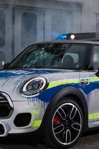 MINI John Cooper Works Polizei 2018
