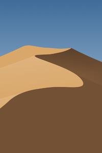 1125x2436 Minimal Mojave Day