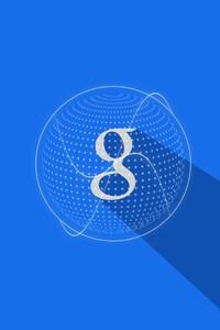 320x480 Minimalism Google Material Design