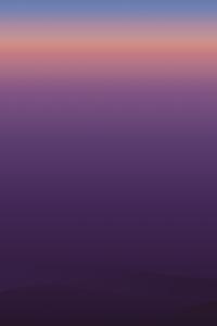 Minimalist Sunset 8k