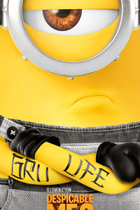 2160x3840 Minion Despicable Me 3
