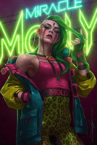 720x1280 Miracle Molly 5k