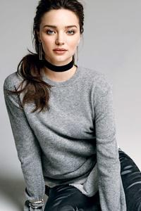 1080x2160 Miranda Kerr Elle Canada 2018