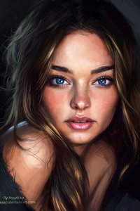Miranda Kerr Fan Art