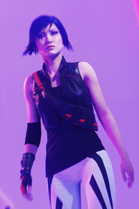 1080x2160 Mirrors Edge Catalyst 5k