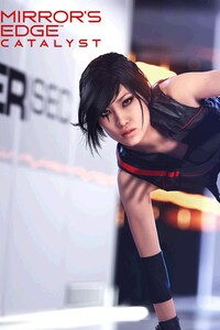 Mirrors Edge Catalyst Faith Chase