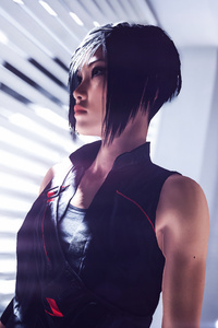 1080x2160 Mirrors Edge Catalyst Faith Connors