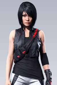 640x1136 Mirrors Edge Catalyst Faith Game
