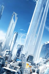 240x400 Mirrors Edge City Of Glass
