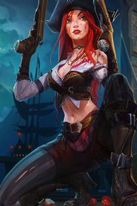 Miss Fortune League Of Legends 8k