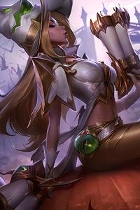 1080x1920 Miss Fortune League Of Legends Fantasy 4k