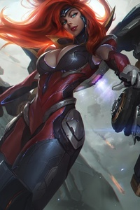 Miss Fortune League Of Legends HD