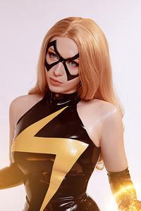720x1280 Miss Marvel 4k