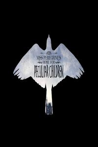 640x1136 Miss Peregrines Home For Peculiar Children Logo