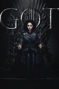 480x854 Missandei Game Of Thrones Season 8 Poster