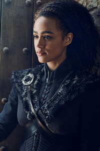 1125x2436 Missandei Game Of Thrones Season 8