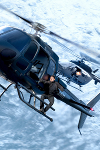 Mission Impossible Fallout Helicopter Chase