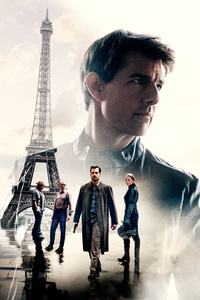 1242x2688 Mission Impossible Fallout Movie 12k