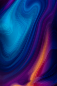 1440x2960 Mixed Colors Abstract 4k