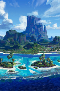 Moana Island