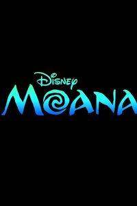 Moana Movie Logo