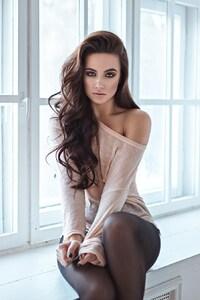 Model Kseniya Klimenko