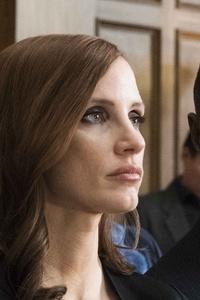Mollys Game 2017 Jessica Chastain Idris Elba