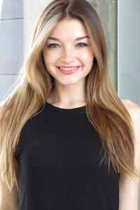 Monica Ollander Smiling