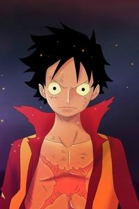 Monkey D Luffy One Piece 4k