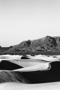 640x960 Monochrome Landscape 5k