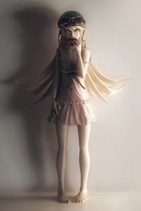 Monogatari Series Shinobu Oshino